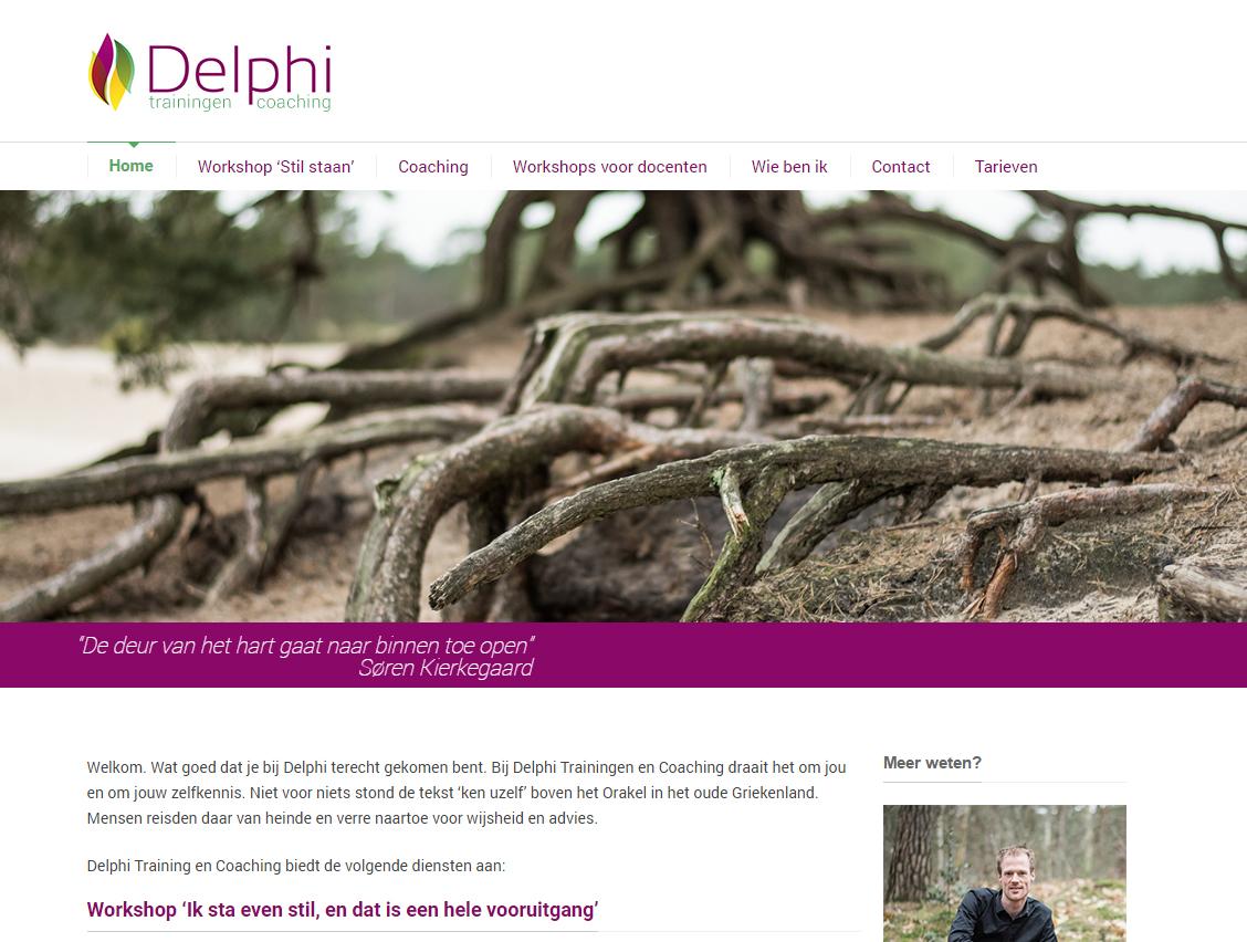 delphi trainingen